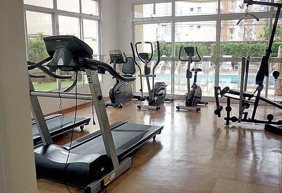 Ipiranga, Apartamento Padrão-Fitness