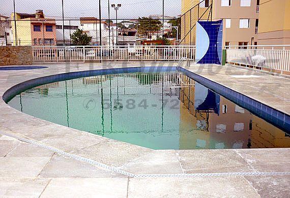 Sacomã, Apartamento Padrão-Piscina adulto com cascata