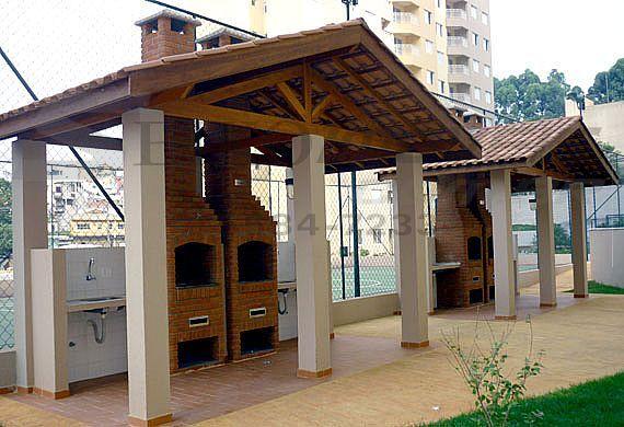 Sacomã, Apartamento Padrão-Duas churrasqueiras
