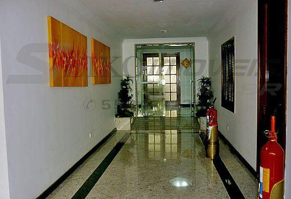 Jabaquara, Apartamento Padrão-Hall social decorado do condomínio