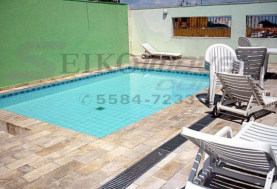 Jabaquara, Apartamento Padrão-Piscina na cobertura do condomínio