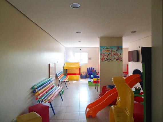 Sacomã, Apartamento Padrão - Brinquedoteca