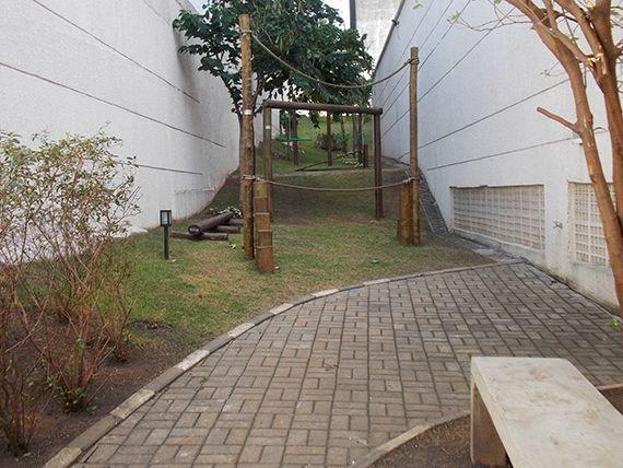 Sacomã, Apartamento Padrão-Área de ginastica