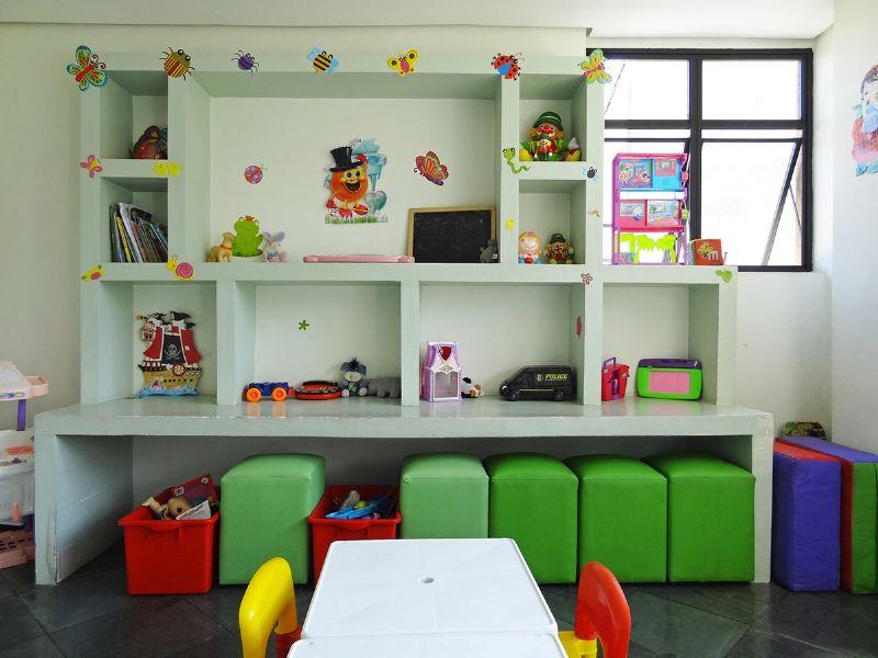 Jabaquara, Cobertura Duplex-Brinquedoteca