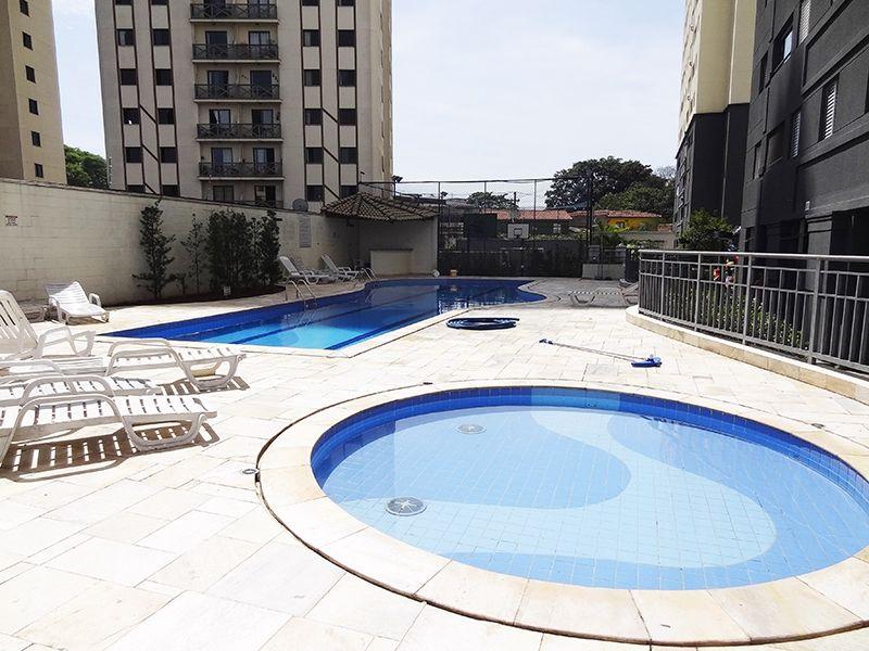 Sacomã, Apartamento Padrão-Piscina Infantil
