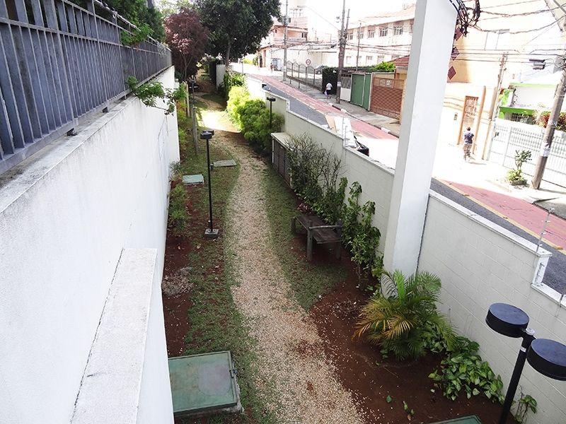 Sacomã, Apartamento Padrão-Pista de caminhada