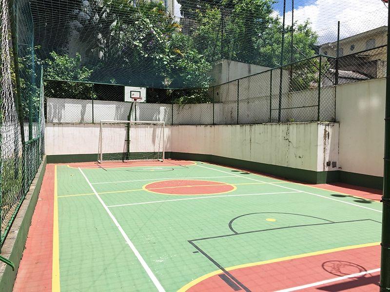 Jabaquara, Cobertura Duplex-Quadra Esportiva