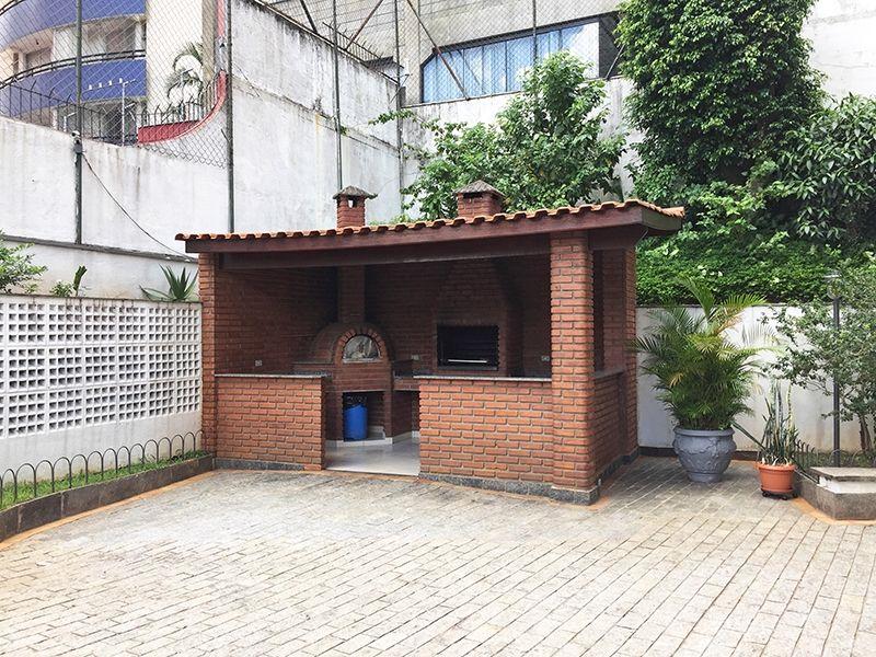Jabaquara, Cobertura Duplex-Churrasqueira