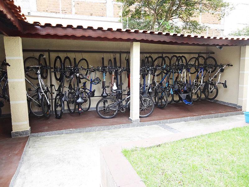 Jabaquara, Cobertura Duplex-Bicicletário.