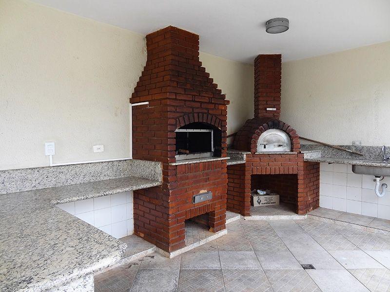 Ipiranga, Apartamento Conjugado-Churrasqueira