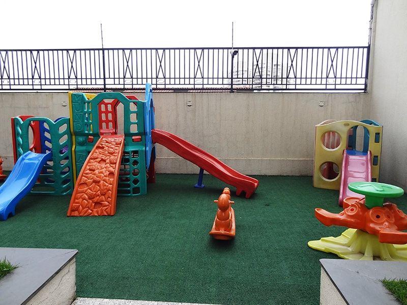 Ipiranga, Apartamento Conjugado-Playground