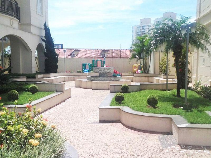 Ipiranga, Apartamento Conjugado-Áreas ajardinadas