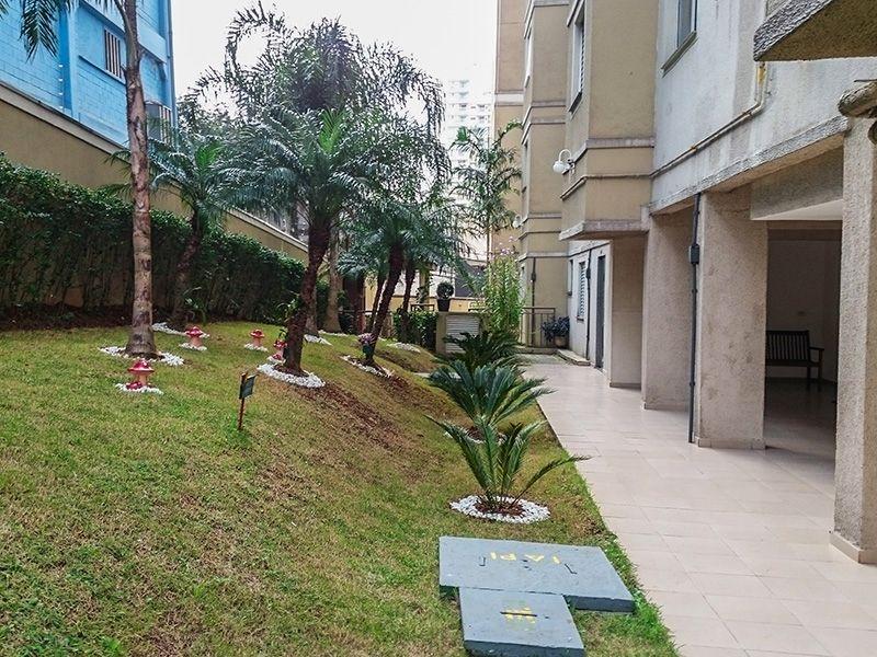 Sacomã, Cobertura Duplex-Áreas ajardinadas
