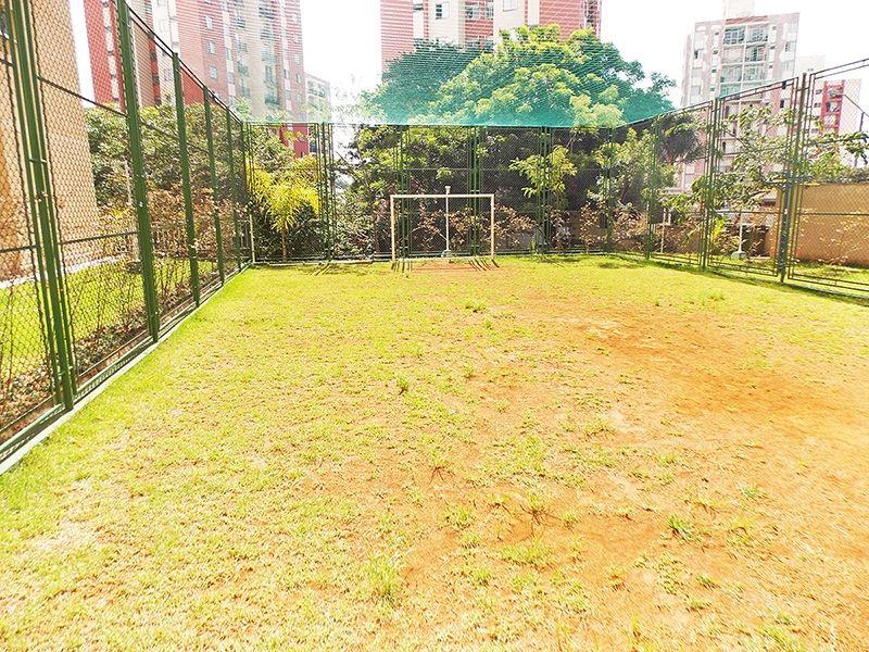 Sacomã, Apartamento Padrão-Quadra com gramado sintético