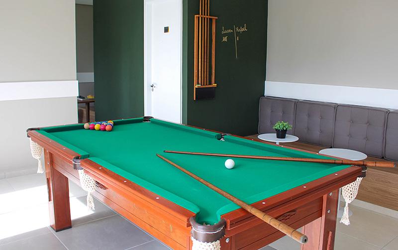 Jabaquara, Apartamento Padrão-Salão jogos.