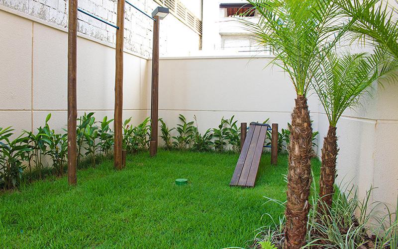 Jabaquara, Apartamento Padrão-Ginástica ao ar livre
