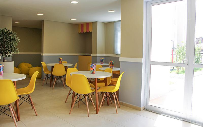Jabaquara, Apartamento Padrão-Salão de festas infantil.