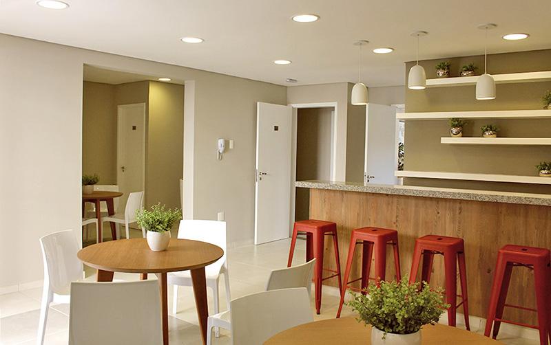 Jabaquara, Apartamento Padrão-Salão de festa adulto.