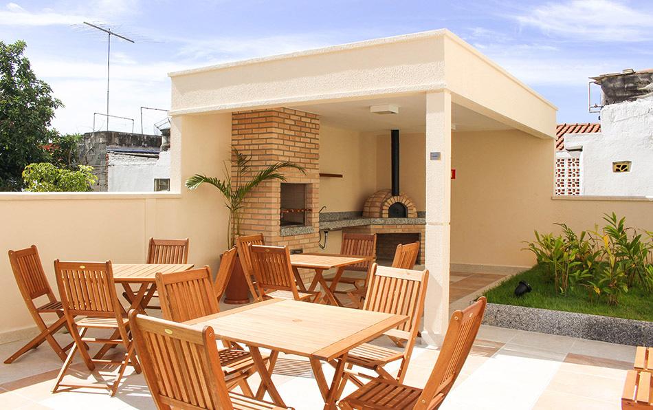 Jabaquara, Apartamento Padrão-Churrasqueira com forno de pizza.