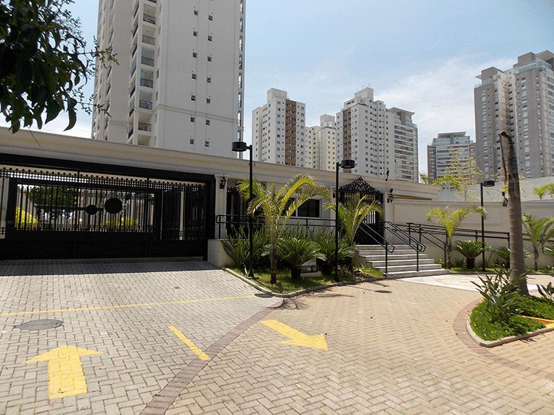 Ipiranga, Apartamento Padrão-Entrada.