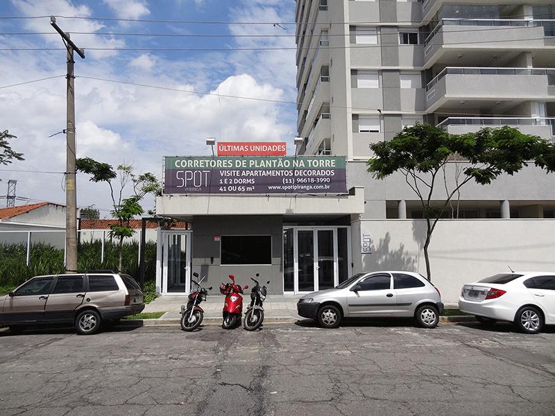 Ipiranga, Studio-Portaria.