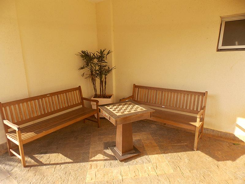Sacomã, Apartamento Padrão-Bancos