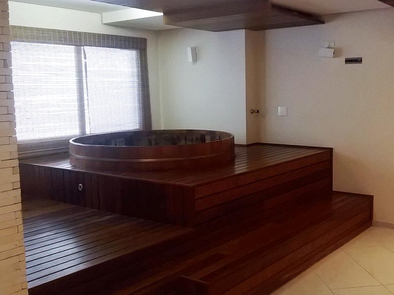 Ipiranga, Apartamento Padrão-Ofurô.