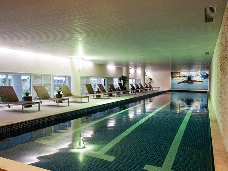 Ipiranga, Apartamento Padrão-Piscina coberta