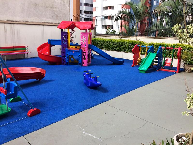 Jabaquara, Apartamento Padrão-Playground