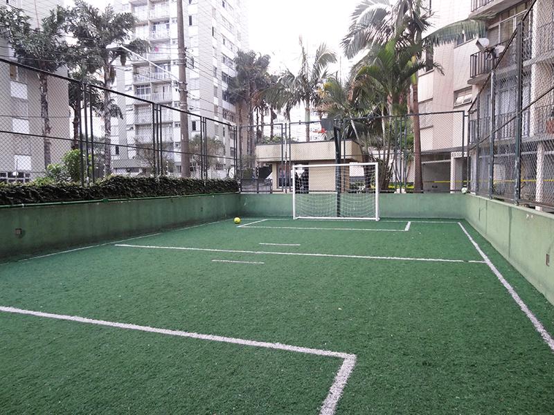 Sacomã, Apartamento Padrão-Quadra em gramado sintético