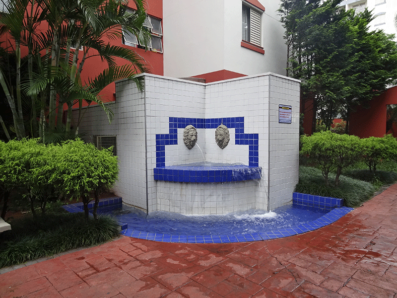 Sacomã, Apartamento Padrão-Chafariz