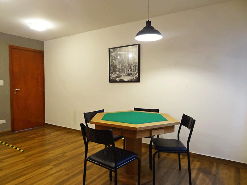 Jabaquara, Studio-Salão de jogos