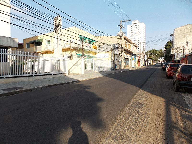 Sacomã, Apartamento Padrão-Rua