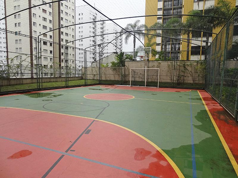 Jabaquara, Apartamento Padrão-Quadra poliesportiva