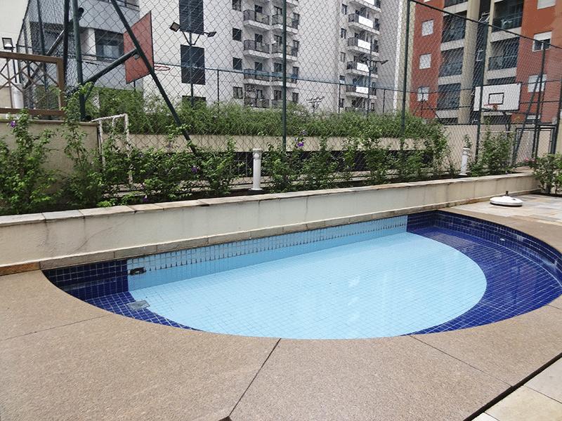Ipiranga, Apartamento Padrão-Piscina infantil