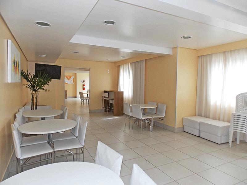 Sacomã, Apartamento Padrão-Salão de Festas.