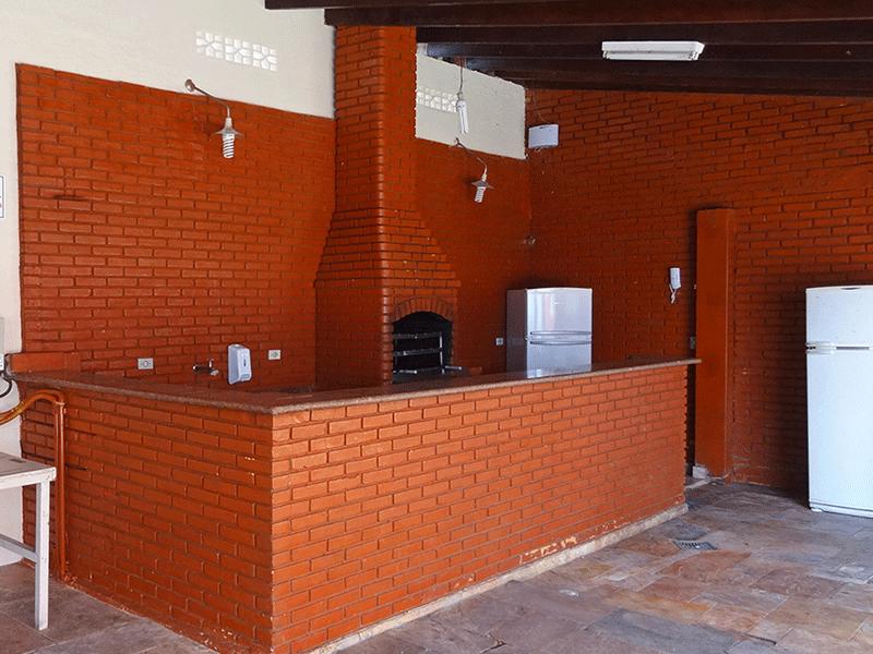 Jabaquara, Apartamento Padrão-Churrasqueira