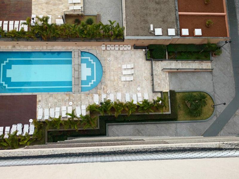 Ipiranga, Apartamento Padrão-Piscina Adulto e Infantil