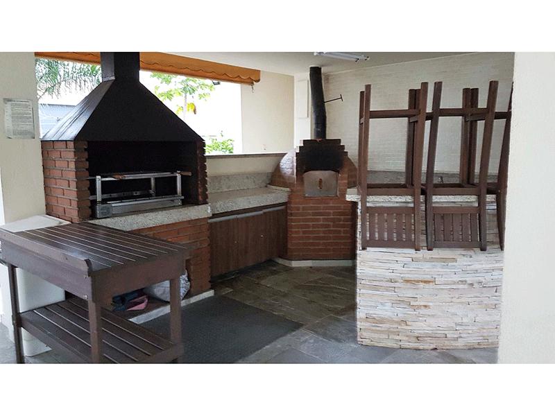 Ipiranga, Apartamento Padrão-Churrasqueira e forno de pizza