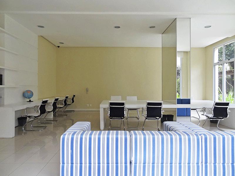Ipiranga, Apartamento Padrão-Salão de estudos