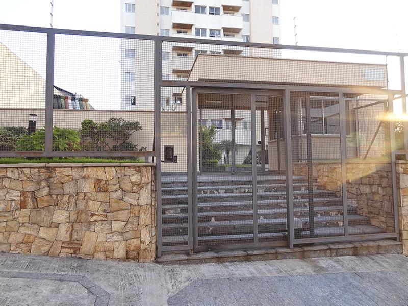Sacomã, Cobertura Duplex-Portaria