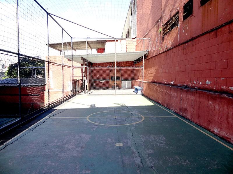Jabaquara, Apartamento Padrão-Quadra poliesportiva.