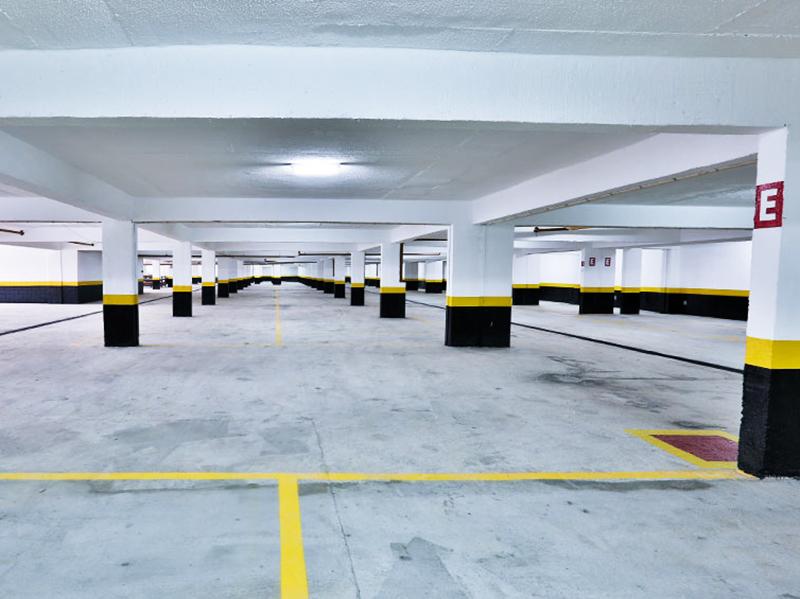 Jabaquara, Apartamento Padrão-Estacionamento