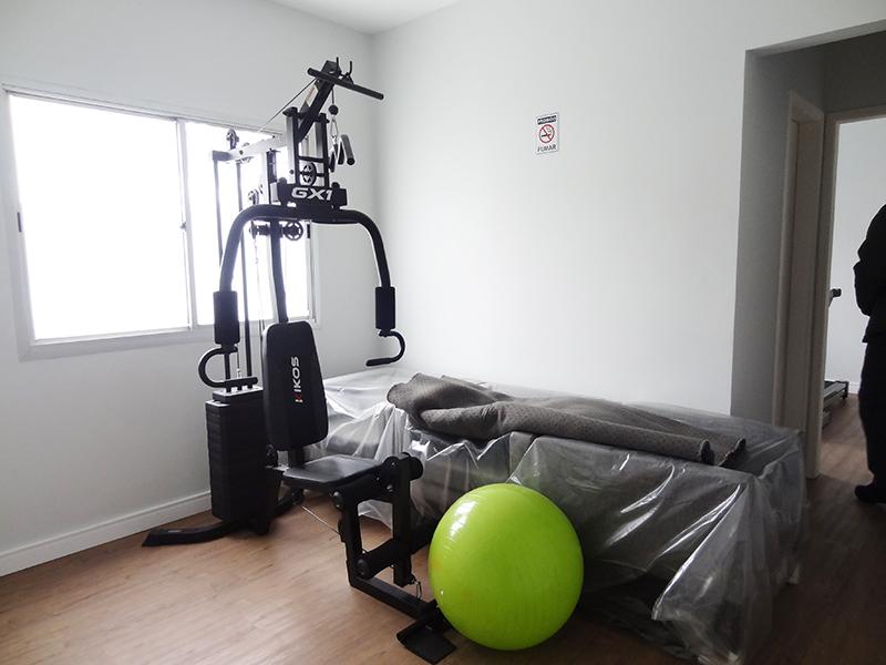 Ipiranga, Apartamento Padrão-Espaço Fitness