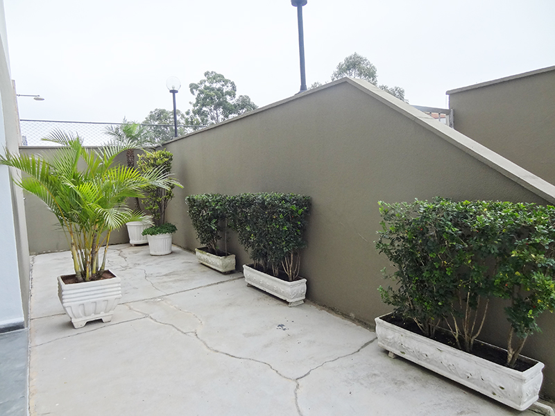 Ipiranga, Apartamento Padrão-Áreas externas