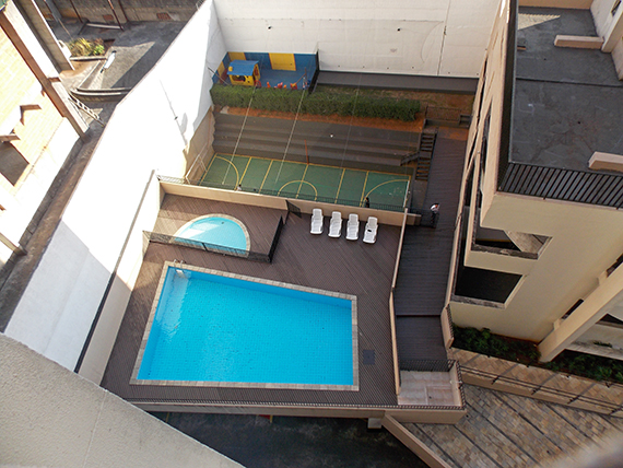 Jabaquara, Apartamento Padrão-Piscina Adulto e Infantil