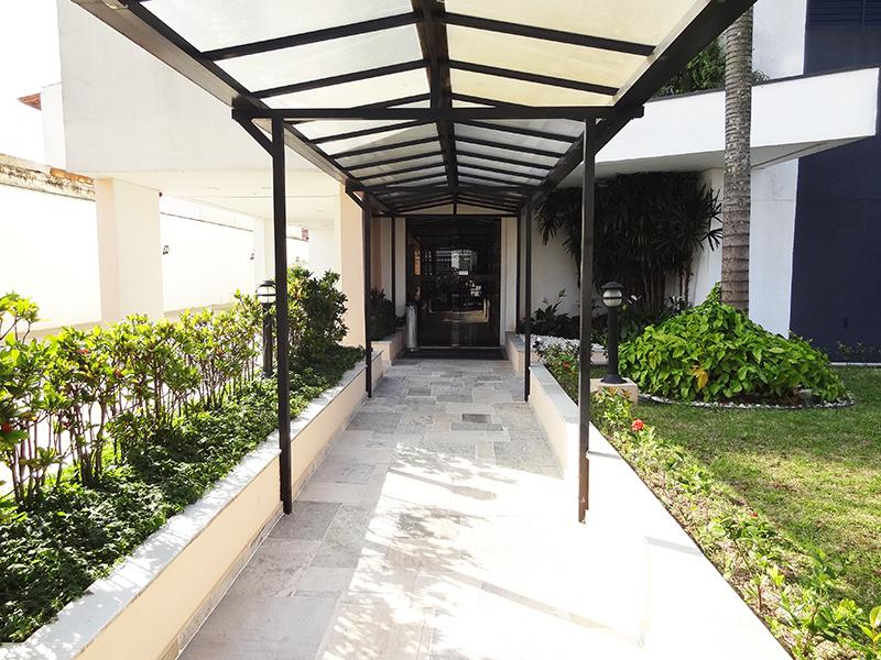 Sacomã, Apartamento Padrão-Áreas externas