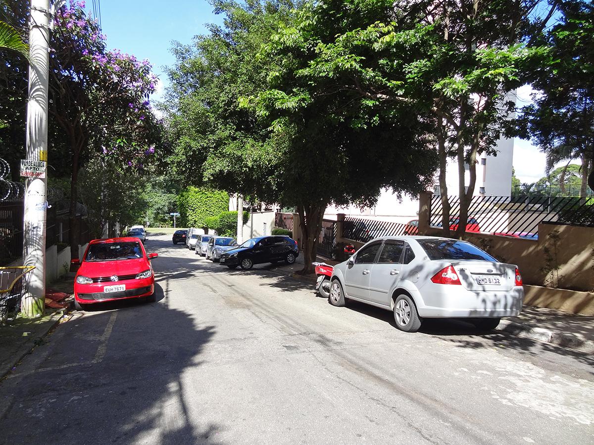 Sacomã, Apartamento Padrão-Rua do prédio