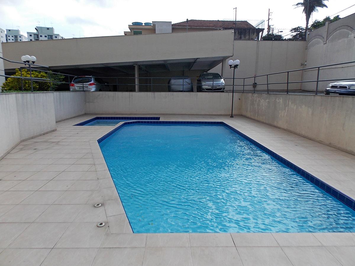Sacomã, Apartamento Padrão-Piscina