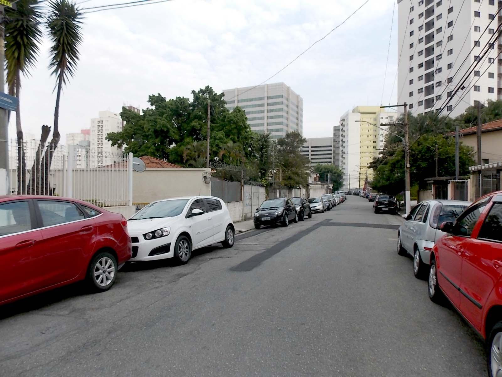 Jabaquara, Apartamento Padrão-Rua do prédio